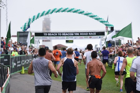 WinterKids named beneficiary of 2018 TD Beach to Beacon 10K Road Race.