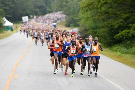 Sponsors credited with success of TD Beach to Beacon 10K Road Race, set for Aug. 4 in Cape Elizabeth, Maine.