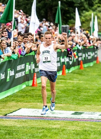 Maine native Riley Masters, winner of the Maine category in 2013, is returning to the 2016 TD Beach to Beacon on Aug. 6 in Cape Elizabeth, Maine.