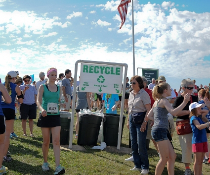 TD Beach to Beacon 10K seeking volunteers for sustainability effort at Aug. 6 race in Cape Elizabeth, Maine.
