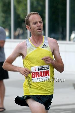 Aaron Braun.