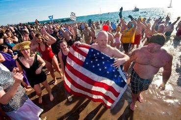 Fundraising underway for Coney Island Polar Dip set to benefit Camp Sunshine, set for New Year's Day in NYC