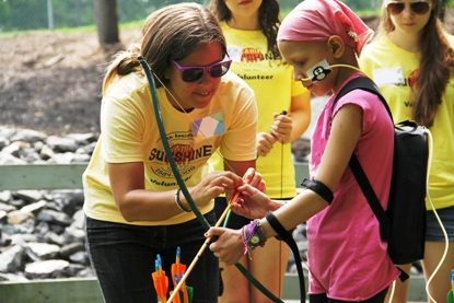 Camp Sunshine one of first charities to receive 2014 Top-Rated Award by GreatNonprofits.