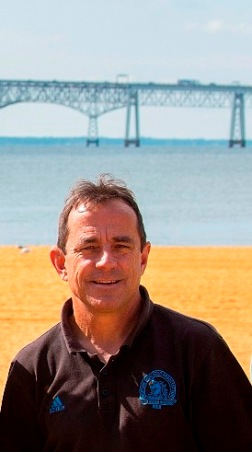 Renowned Race Director Dave McGillivray of DMSE Sports will oversee the first Across the Bay 10K spanning the Chesapeake Bay Bridge. Registration underway Nov. 9.