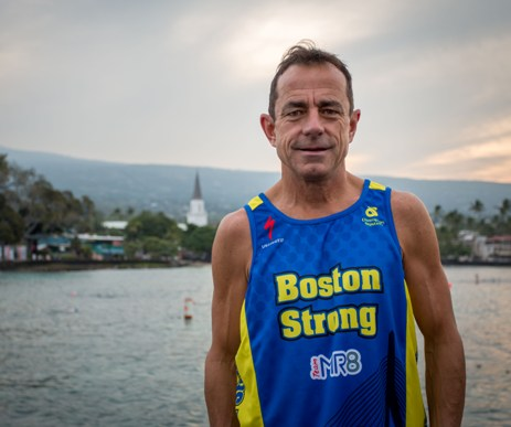 Dave McGillivray among five inspirational athletes to be featured in Ironman recap show on NBC on Saturday (Nov. 15) at 1:30 p.m. EST.
