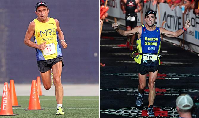 Dave McGillivray, Marathon Man