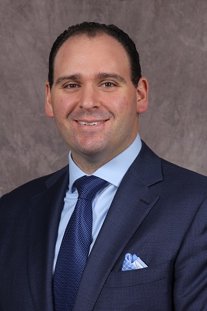 David E. Friedman, TD Bank's new Regional Director of Commercial Real Estate for New York City and Long Island.