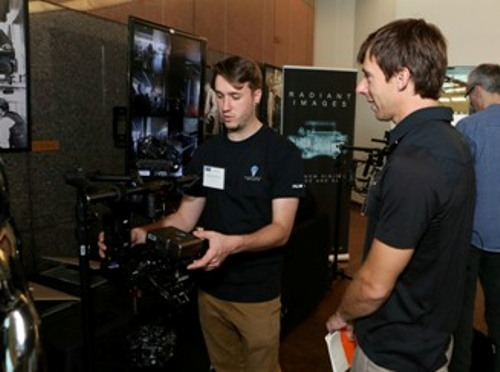 Radiant Images demonstrated latest in VR filmmaking tools at DGA Digital Day.
