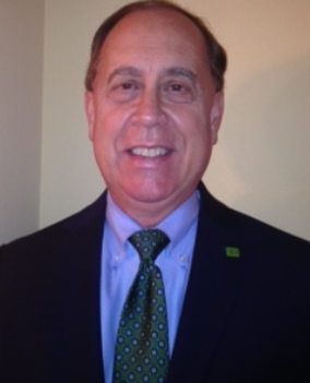 Donald Mincey, TD Bank's new Regional Director for Commercial Real Estate in Florida.