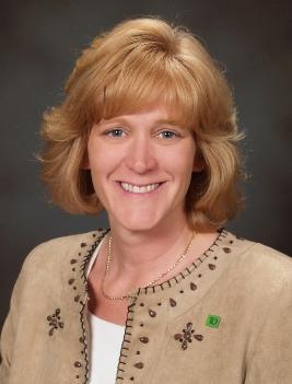 Christine L. Dyche, Vice President, Commercial Lending, TD Bank in Bethlehem, Penn.
