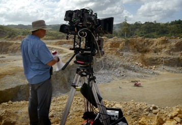 Radiant Images provides custom 3D rig with Sony F65 & CC3D for IMAX documentary in Panama
