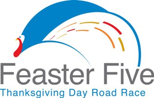 Online registration is now underway for the 25th Feaster Five Road Race on Thanksgiving Day in Andover, Mass.