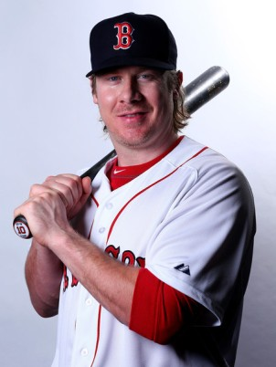 Ryan Hanigan of the Red Sox is Grand Marshall of Thanksgiving Day Feaster Five Road Race.