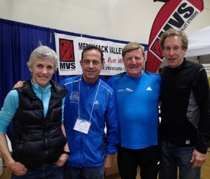 Running legends will meet participants at Expo for Thanksgiving Day Feaster Five Road Race.