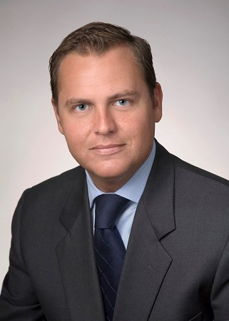 Greg Santin, TD Bank's new Senior Lender in Commercial Real Estate for South Florida.