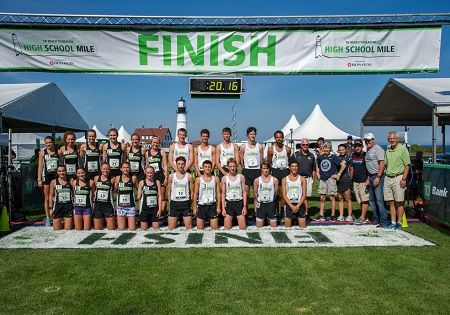 Top high school runners in Maine to compete in B2B High School Mile on Aug. 4.