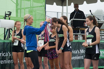 B2B High School Mile registration now available, Maine's top young athletes will compete Aug. 3.