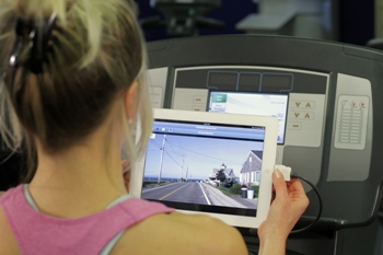 Outside Interactive, developer of forward motion video software technology for treadmill runners, releases Virtual Runner app for iPad