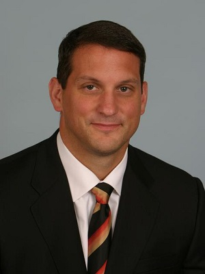 Jim Gaspo, TD Bank's new Regional Vice President, Commercial Banking for the Greater Capital Region of New York.