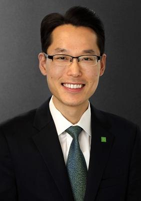 John Lim, TD Bank's new SVP, Business Development Officer in Asset Based Lending in New York City.