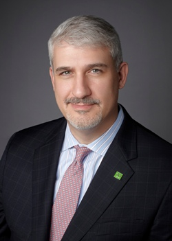 Kenneth Thompson, new SVP and Head of U.S. Investments at TD Wealth in New York City