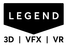 Legend VR partnering with Radiant Images in Booth #713 at VRLA 2017, showcasing VR 360 innovations