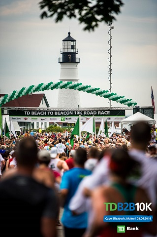 TD Beach to Beacon charity bib program has raised more than $1.5 million alone for Maine charities in race history.