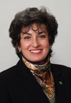 Lemonia Mironidis, manager of the TD Bank store in Framingham, Mass.