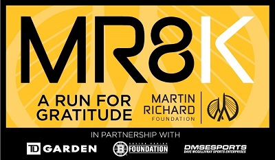 Registration now open for new MR8K on Sept. 3, first road race to finish inside TD Garden at Boston Bruins center ice.
