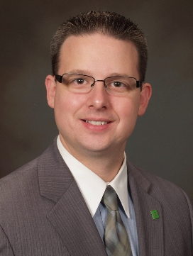 Nicholas Case, Vice President - Sales Consultant in Cash Management at TD Bank in Bethlehem, Penn.