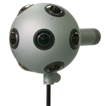Groundbreaking Nokia OZO professional VR camera now available Radiant Images.