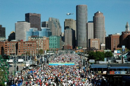 The 2018 Run to Remember Boston on May 27 takes runners through historic downtown Boston in tribute to fallen first responders