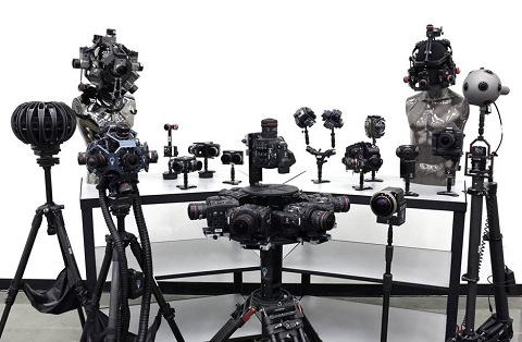 Radiant Images presenting enhanced 360 live broadcast of Cine Gear Expo 2017 in Hollywood