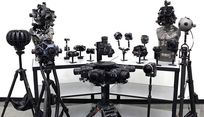 Radiant VR cameras, systems and rigs