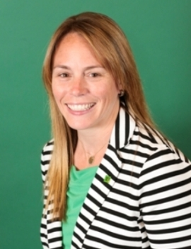Robyn Greenberg, TD Bank's new Retail Market Manager for South Jersey region.