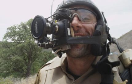 Radiant Images provided POV camera and gear for awarding winning short Random Stop.