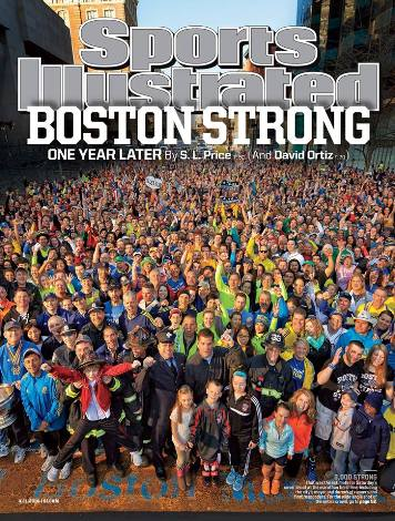 B.A.A. Boston Marathon Race Director Dave McGillivray completed his 42nd Boston Marathon on Monday night after all the other runners had finished, helping raise $45,000 for the Martin Richard Charitable Foundation.