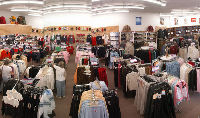 Levinsky's clothing store