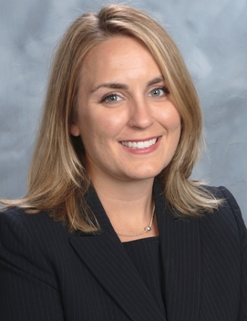 Theresa Conroy, new VP, Relationship Manager, at TD Bank in Boston