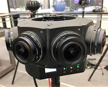 Radiant Images showcasing VR solutions and expertise at UCFTI Expo